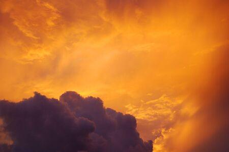 throb: Sunset Stock Photo