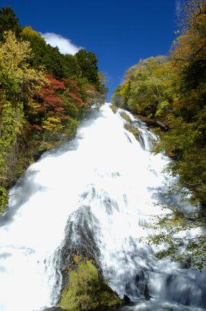 throb: Yudaki waterfall