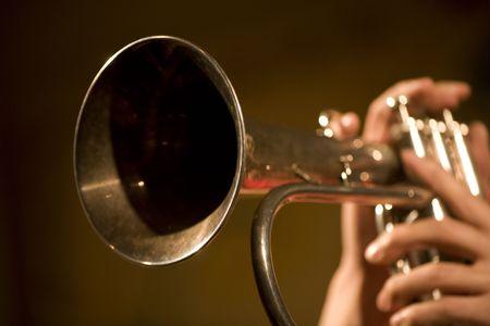 trompette: Trompette Banque d'images