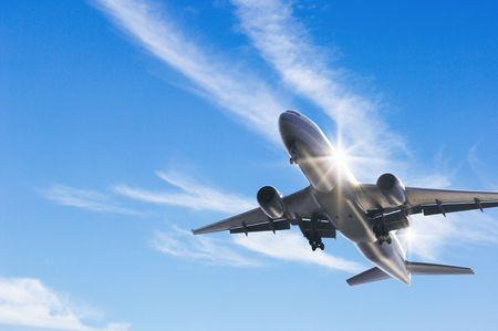 bluesky: Airplane