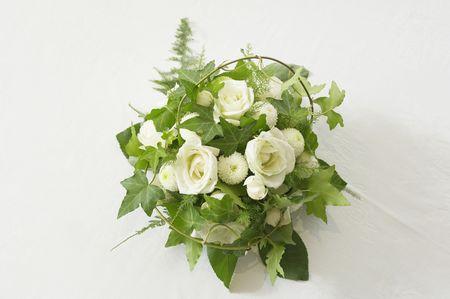 Flower arrangement Banque d'images