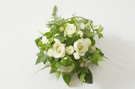 Flower arrangement Stockfoto