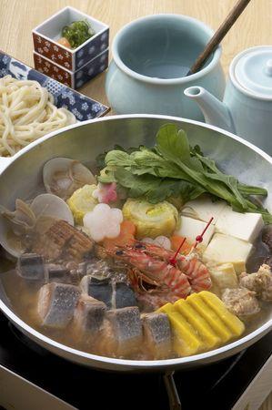 wrestlers: Sumo wrestlers stew