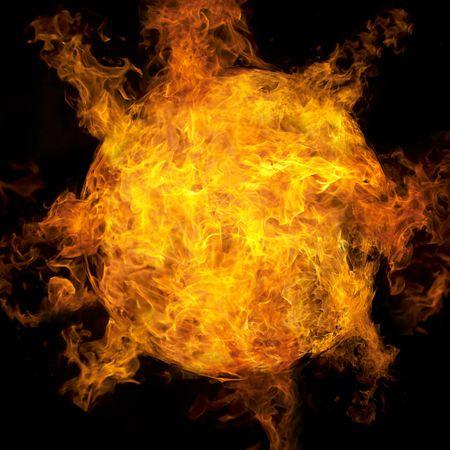 Explosion Stock fotó - 39748615