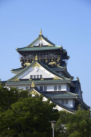 noted: Osaka Castle
