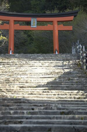 torii: Torii Stock Photo