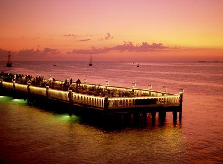 key west: Key West Stock Photo
