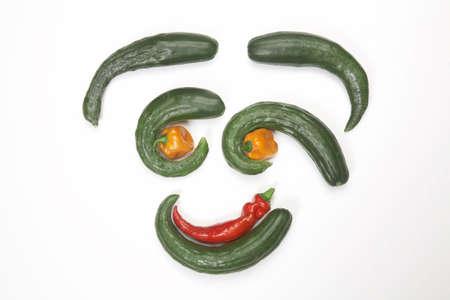 colorfulness: Vegetables