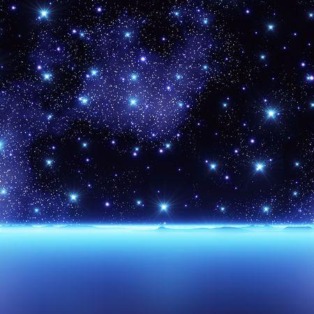 constelacion: Constelaci�n Foto de archivo
