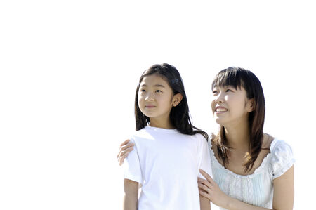 Mother and daughter Stock Photo - 6193644