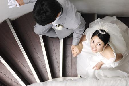 Bridal couple photo