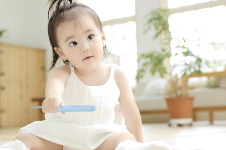 Cute baby 免版税图像