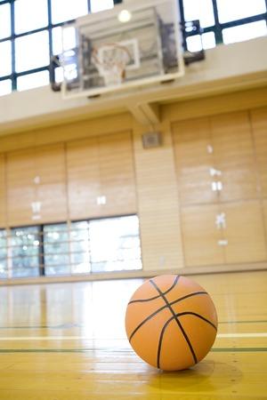 gym ball: Basketball