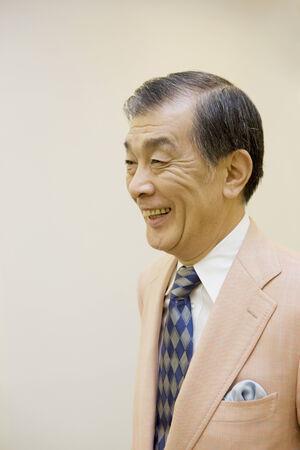 日本の古い男の肖像 写真素材 - 6194858
