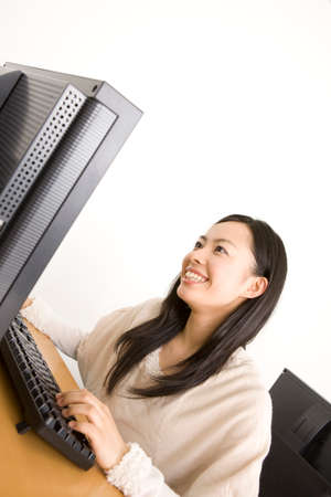 personal computer: Women who use a personal computer