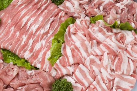 coma: Pork platter