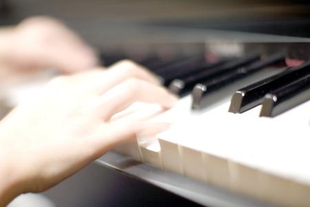 timbre: Piano Stock Photo