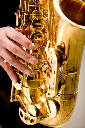 instrumentalist: Sachs Stock Photo