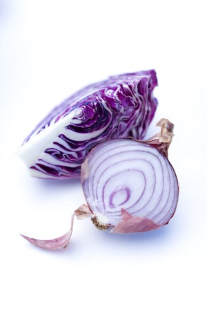 red onion: Red onion Stock Photo