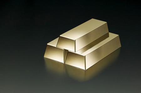 lingotes de oro: De lingotes de oro