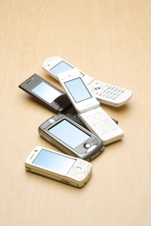 computerize: Mobile phone