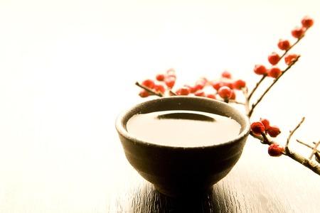 japanese sake: