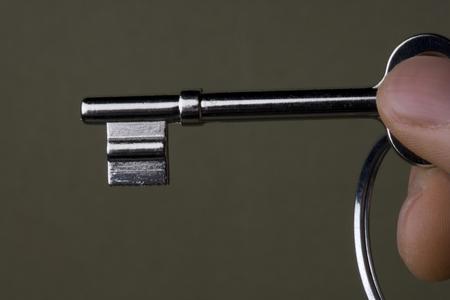 locking up: Key