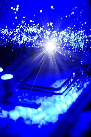highspeed: Optical fiber
