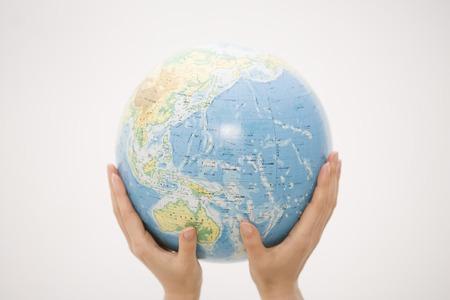 World globe Stok Fotoğraf