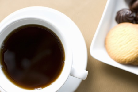 Koffie Stockfoto - 39854333