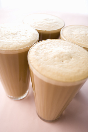 intermission: An ice cappuccino