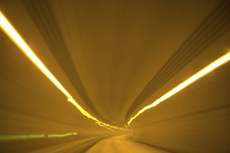 accident rate: Tunnel