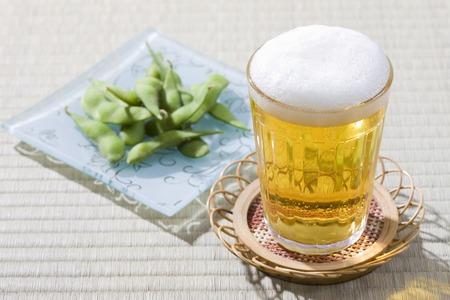 bubble acid: Beer Stock Photo