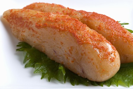 fishery products: ROE