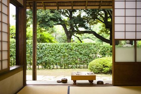 Japanese-style image Stok Fotoğraf