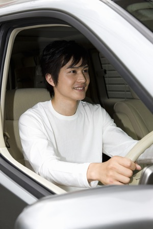 parking lot interior: Drive