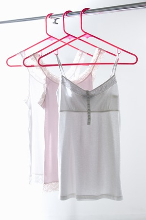cleansed: Camisole Stock Photo