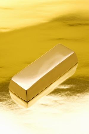 price hit: Gold bullion