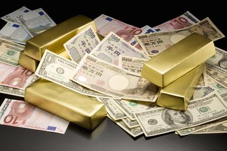 radiancy: Gold bullion