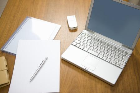 desk: Desk image Stock Photo