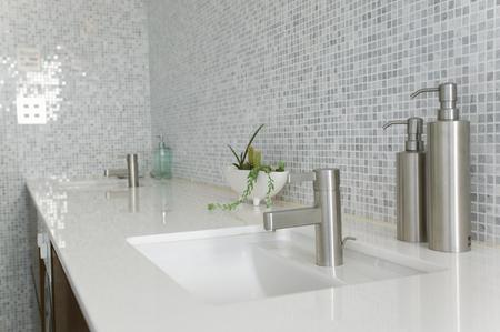 bathroom: Bathroom Stock Photo