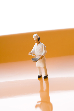 scaled down: chef