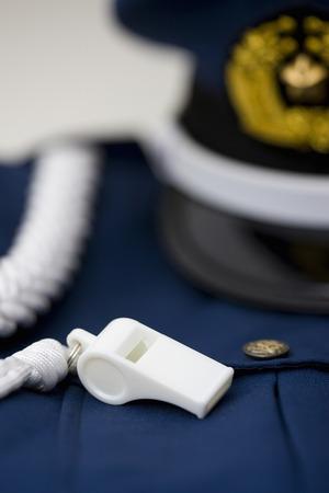 vigilance: Horn