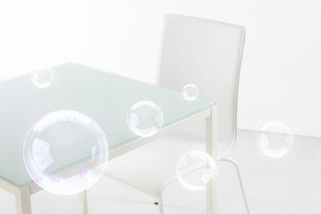 frigid: Table and Shabon