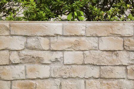 bloc: Exterior wall
