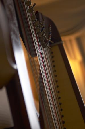 harp: Harp Stock Photo