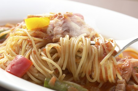the italian dish: Pasta