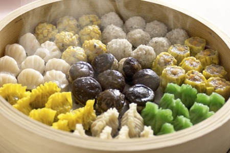 nice food: Chinese snacks