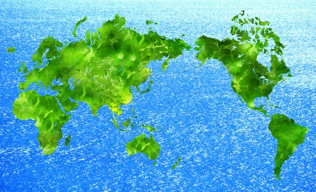 World map Stock Photo - 6212668