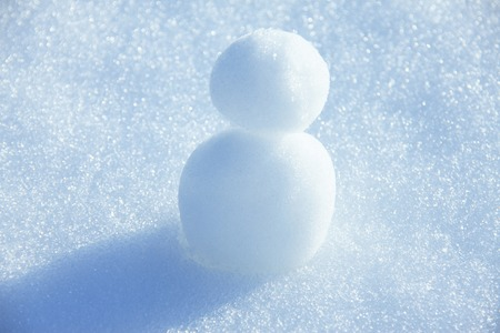 1 person: Snowball one